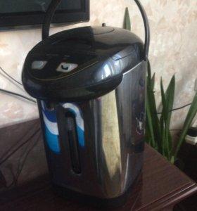 Термопот чайник кипятильник