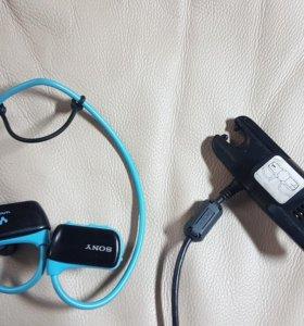 Sony Walkman водонепроницаемые
