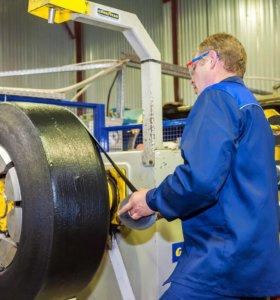 Завод по восстановлению грузовых шин/Оборудование
