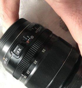 Отличный объектив Fujifilm Fujinon 18-55 mm f2.8-4
