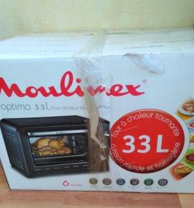 Электропечь новая Moulinex OX 464810