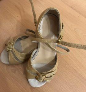 Бальные туфли 30-31 размер