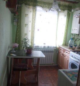 Квартира, 3 комнаты, 41.7 м²