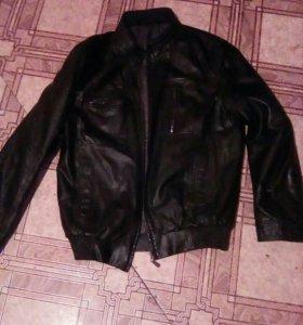 Женское пальто 44-46 р и мужская утепленная куртка