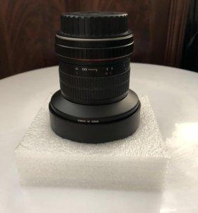 Объектив Samyang F2.8/14 mm
