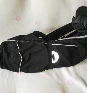 Эрго-рюкзак (сумка-кенгуру/переноска) для малыша