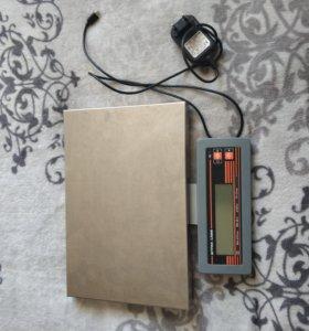 Весы электронные торговые Штрих-Слим 15-2.5