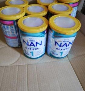 Детское питание нан 1