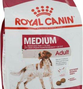 Корм для собак средних пород ROYAL CANIN