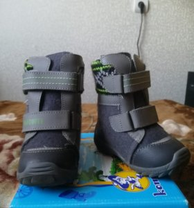 Валенки ботинки р23