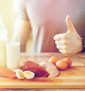 Спортивное здоровое питание