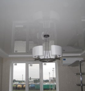 Пленка ПВХ глянцевая для натяжного потолка
