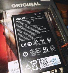 Аккумулятор для ASUS Zenfone 2/ Zenfon Selfie