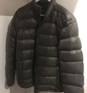 Куртка пуховая Benetton размер L