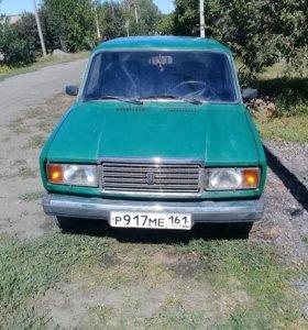 ВАЗ (Lada) 2107, 1983