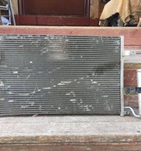 Радиатор кондиционера Lacetti