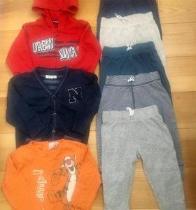 Вещи одежда на мальчика 12-18 мес