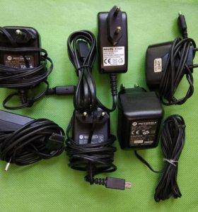 Зарядки для сотовых телефонов