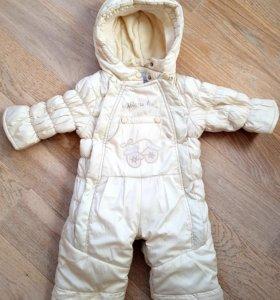 Комбинезон детский зимний р-р 74