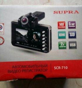 Видеорегистратор на 2 камеры
