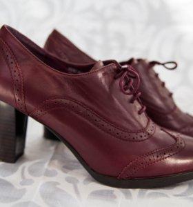 Туфли осенние (новые)