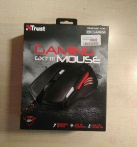 Игровая мышка trust GXT 111