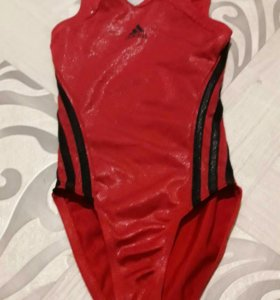 Гимнастический купальник Adidas 6-8 лет
