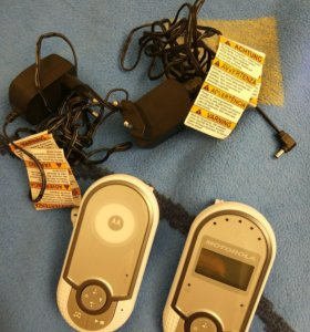 Motorola mbp 16 радионяня