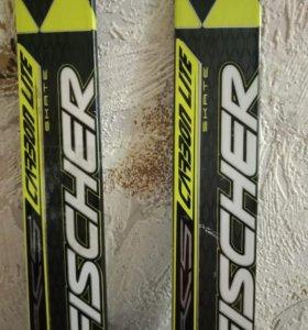 Лыжи коньковые