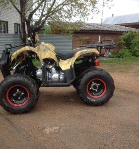 Квадроцикл IRBIS ATV-125UM