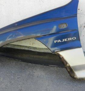Крыло левое переднее Mitsubishi Pajero II