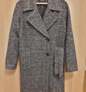 Пальто новое демисезонное 44 размер