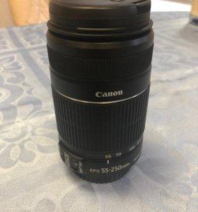 Объектив Canon EFS 55-250 mm