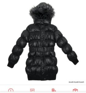 Зимняя куртка на девочку Acoola 140 размер