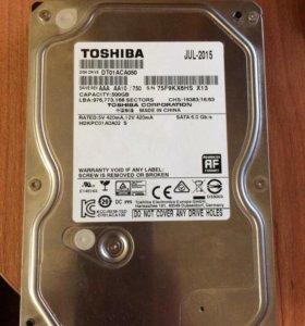 Продаю жёсткий диск toshiba dt01aca050