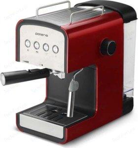 Кофемашина Polaris PCM 1516
