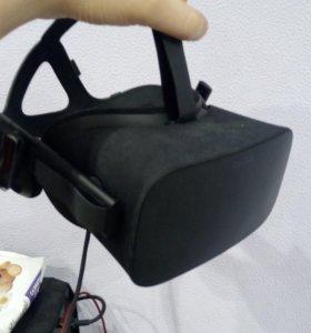 Шлем Oculus CV1 + Контроллеры Oculus Touch