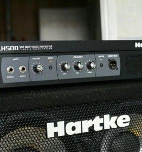 Усилитель для бас-гитары с кабинетом