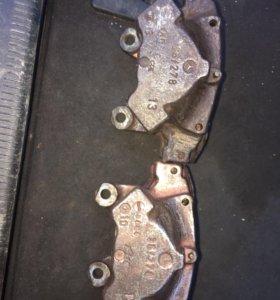 Суппорта задние восстановленные на мерседес w210