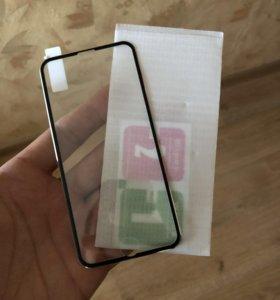 Защитное стекло на iPhone 7/8