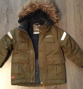 Куртка дидриксон 90 р-р