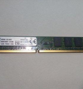 DDR3 на 4 Гб 1600 МГц