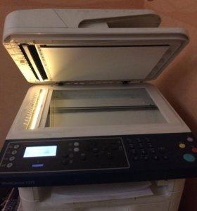 Принтер сканер ксерокс факс с usb МФУ