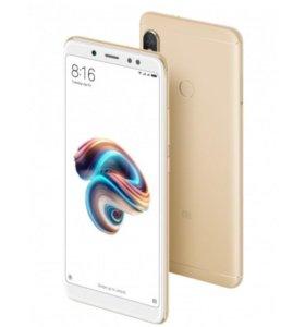 Xiaomi redmi note 5 новый запечатан