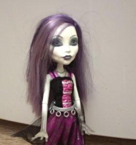 Кукла монстер хай Спектра