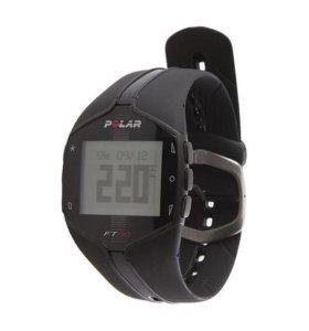 Новые спортивные часы POLAR FT80
