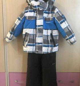 Зимний комплект Zingaro