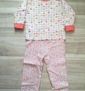 Пижамки Mothercare р.86