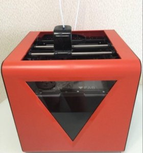 3d принтер + 3d сканер + фрезер FAB Totum