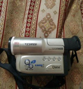 Видеокамера samsung WP-W70